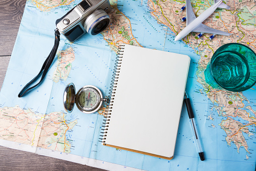 How to travel around the world like a pro